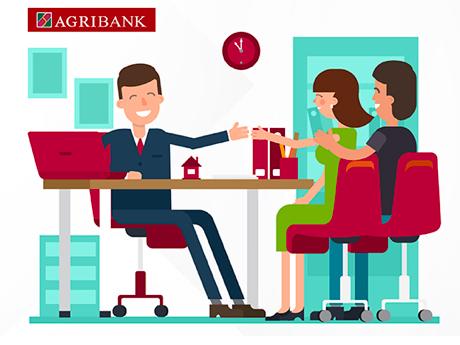 Hướng dẫn vay tiền Agribank tháng 5 2021