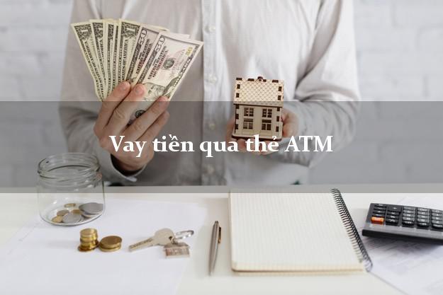 Vay tiền qua thẻ ATM Là gì?